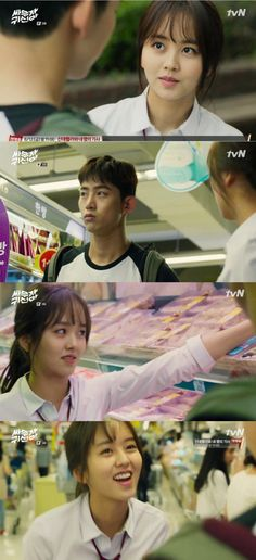 [Spoiler] 'Bring It On, Ghost' Taecyeon and Kim So-hyeon-I begins a strange cohabitation @ HanCinema :: The Korean Movie and Drama Database Bring It On Ghost, Lets Fight Ghost, Korean Actresses, Korean Actors, Fighting Couples, It's Okay That's Love, Korean Tv Shows, K Drama, Moorim School