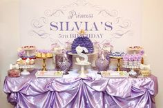 Little Big Company | The Blog: A Princess Barbie Themed Party by Create My Table