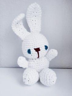 Amigurumi bunny #crochet #amigurumi www.instagram.com/weallwantlooove