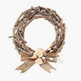 Wood Driftwood Wreath, - Driftwood 4 Us Driftwood Wreath, Driftwood Projects, 13 In, Natural Materials, Grapevine Wreath, Grape Vines, Wreaths, Rustic, Decor