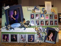 Let me make you a custom graduation board!  Check out my ETSY Site!