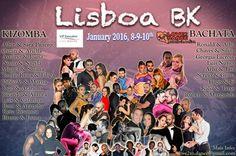 Lisboa BK Festival 2016 dall8 al 10 gennaio