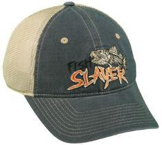 550169a738bb1 Fish Slayer Hat   Fishing Hats Stylish Hats
