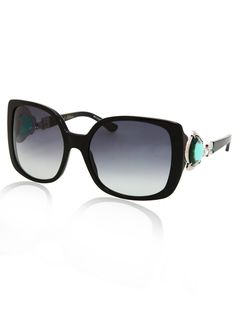 74063480d899 Get gorgeous with these Bvlgari Sunglasses that are embedded with Swarovski  stone!