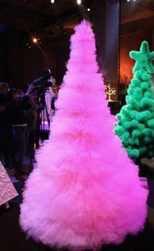 Keep this in mind for the holidays: tutu tree!