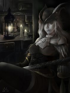 Bloodborne arts