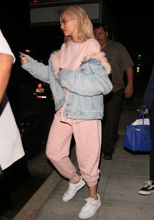 Kendall Jenner, Gigi Hadid, and More and the Pink Trend - Vogue