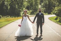 "Hayley Paige bride / ""Londyn"" gown"