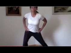 Ejercicios para adelgazar las entre piernas / exercise for adductors - YouTube