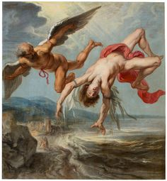 El Museo de Alberto: Fall of icarus.