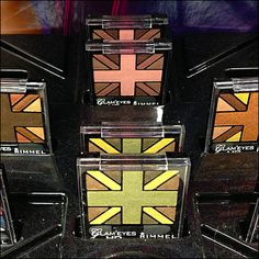 Union Jacking Rimmel Cosmetics – Fixtures Close Up Rainbow Eye Makeup, Rainbow Eyes, Display Design, Create A Logo, Union Jack, Rimmel, Art Boards, Packaging Design, Cosmetics