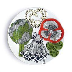 Prato Jardim de Cogumelos - Loja Muug   Ceramic Mushroom Garden plate developed by MUUG