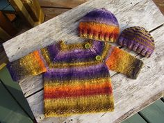 Ravelry: Assisted Hatching pattern by Elizabeth Ditchburn Dew (baby sweater knitting pattern)