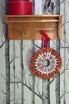 Pyykkipoikakalenteri. lasten   askartelu   joulu   käsityöt   koti   joulukalenteri   DIY ideas   kid crafts   christmas   home   calendar   Pikku Kakkonen