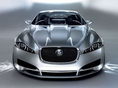 Jaguar XFR Look at those muscles!