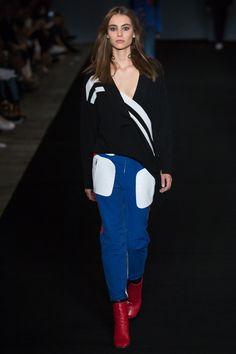 Rag & Bone Spring 2017 Ready-to-Wear Fashion Show - Romy Schonberger