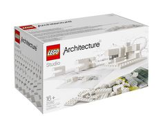 This Lego set was created specifically for budding starchitects.