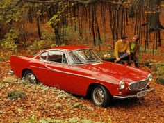 The classic car that I intend to get for myself. Volvo P1800