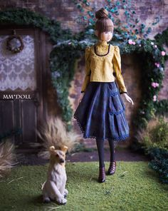 - MM * boneca