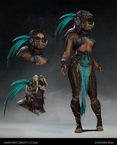 Fantasy Warrior, Fantasy Rpg, Dark Fantasy Art, Fantasy Girl, Female Character Design, Character Concept, Character Art, Fantasy Characters, Female Characters