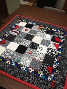 August 4 - Today's Featured Quilts - 24 Blocks