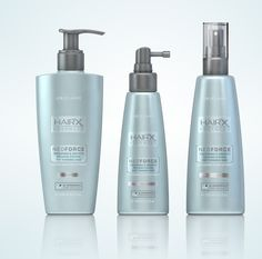 Photo: Oriflame's hair care range