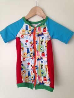 A cycle racing shirt for a little boy ❤️
