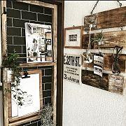 On Walls,green,ハンドメイド,DIY,セリア,賃貸に関連する他の写真
