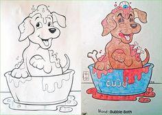 Top 18 des coloriages pour enfants détournés de façon trash