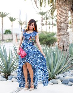 MY STYLE: The perfect summer dress http://www.jetset-diaries.com/blog/2016/3/1/senorita https://www.pinterest.com/Jetsetdiaries1/