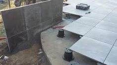Resultat De Recherche D Images Pour Pose Terrasse Gres Sur Plot Revetement Terrasse Terrasse Gres