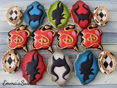 Descendants cookies                                                                                                                                                                                 More