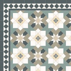 Our comprehensive range of designs feature many classic Victorian, Edwardian and Georgian styles, and unique modern geometric schemes. Hall Tiles, Tiled Hallway, Hallway Flooring, Victorian Hallway, Victorian Tiles, Porch Tile, Outdoor Tiles, Hallway Decorating, Tile Patterns