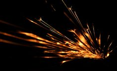 """Andrew Hall - """"Sparks"""""""