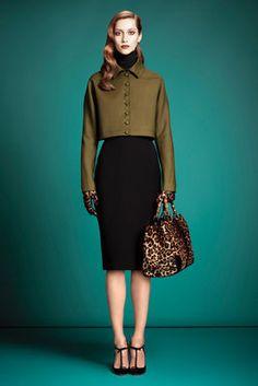 Adaline's Gucci Cropped Jacket #AgeOfAdaline