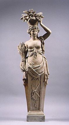 Summer, ca. 1775–85. French. The Metropolitan Museum of Art, New York. Bequest of Charles C. Paterson, 1982 (1983.72.15)