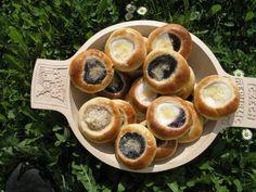 Šternberské koláče (Sternberg cakes) from Český Šternberk (Central Bohemia), Czechia