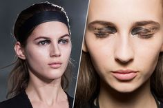 NYFW Fall 2015 Beauty, Hair and Makeup - theFashionSpot