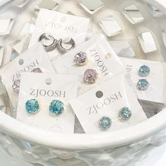 """Florist, Home & Gift Store on Instagram: """"Looking for gift ideas, what about these beautiful earrings from @zjoosh. In-store now @thatprettymarket . . . . #giftideas…"""" Gift Store, Beautiful Earrings, Home Gifts, Gift Ideas, Shopping, Instagram"""