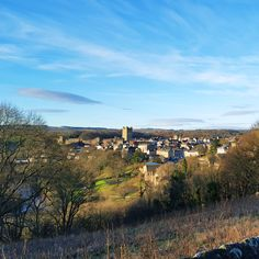 Richmond Castle, North Yorkshire looking splendid this fine February morning.