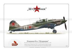 """Ilyushin Il-2 """"Shturmovik"""""""