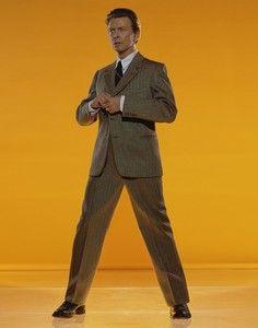 Bowie by Markus Klinko Style