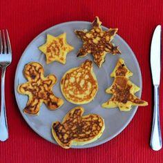 Advent 9: Kerst Pancakes