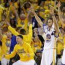 Defending champion Warriors stave off elimination beat OKC (Yahoo Sports)