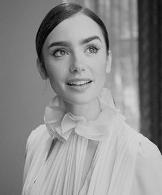 """lilysource: """" Lily Collins at the 'Rules Don't Apply' Press Conference at the Four Seasons Hotel on October 6, 2016 in Beverly Hills, California. """""""