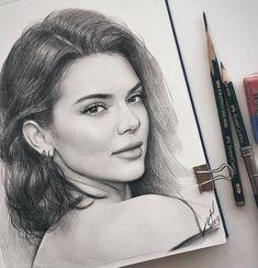 Graphite Pencil Portrait, Portrait, Drawing Portrait from photo. Unique gift idea for mom,