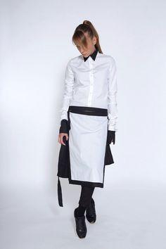 Extravagant Blouse Womens White Top Womens Black Vest Maxi Sleeve Top White Cotton Top Crop Top Renaissance Clothing White Shirt