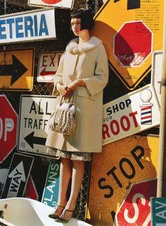 Vogue Nippon October 2004