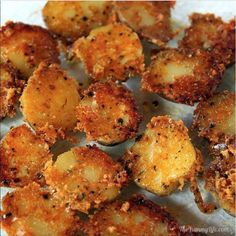How to prepare the perfect side parmesan potatoes