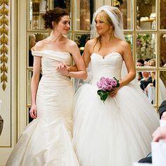 bride wars wedding dress
